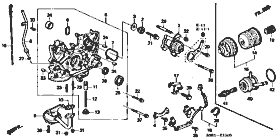 Oil Pump / Oil Stainer